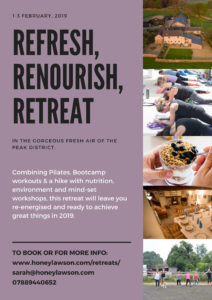 The retreat 2019 details