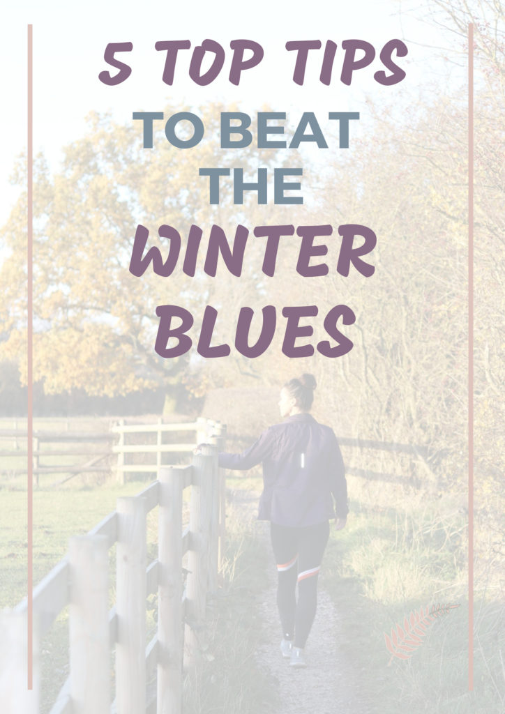 combat the winter blues now