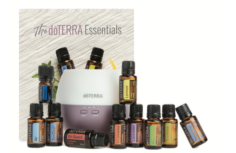 Sign Up to DoTerra