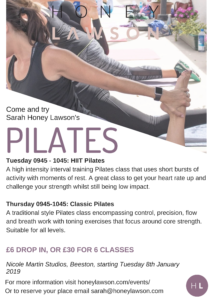 Pilates NMS Beeston